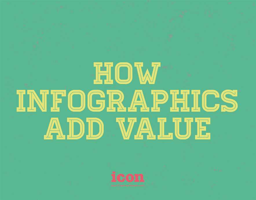 How Infographics Add Value