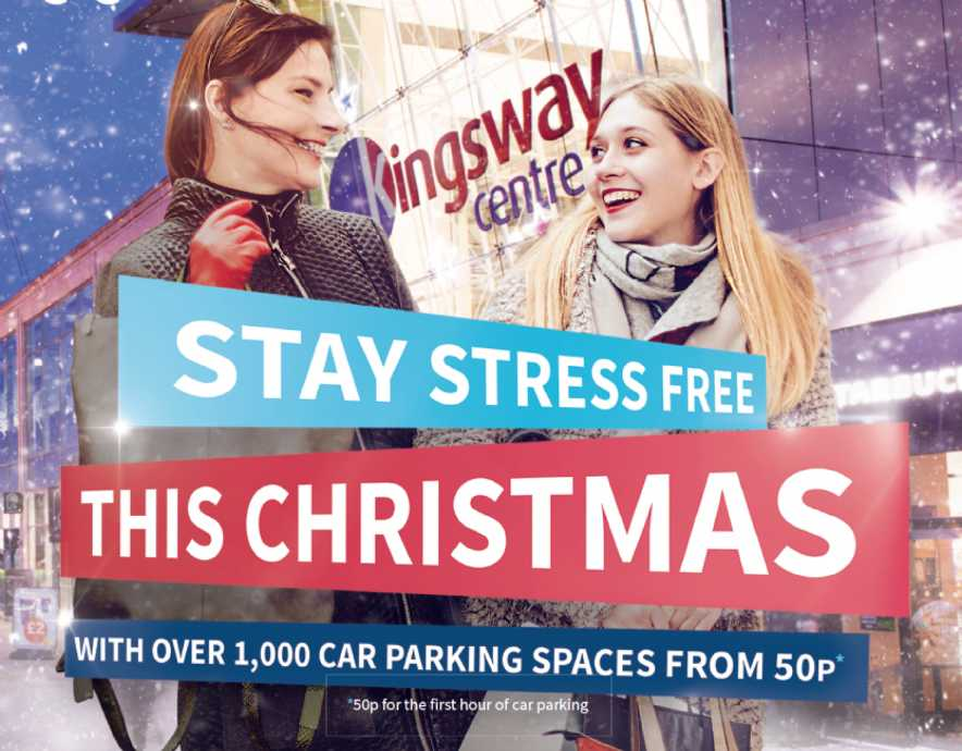 A Stress-Free Christmas at Kingsway Centre