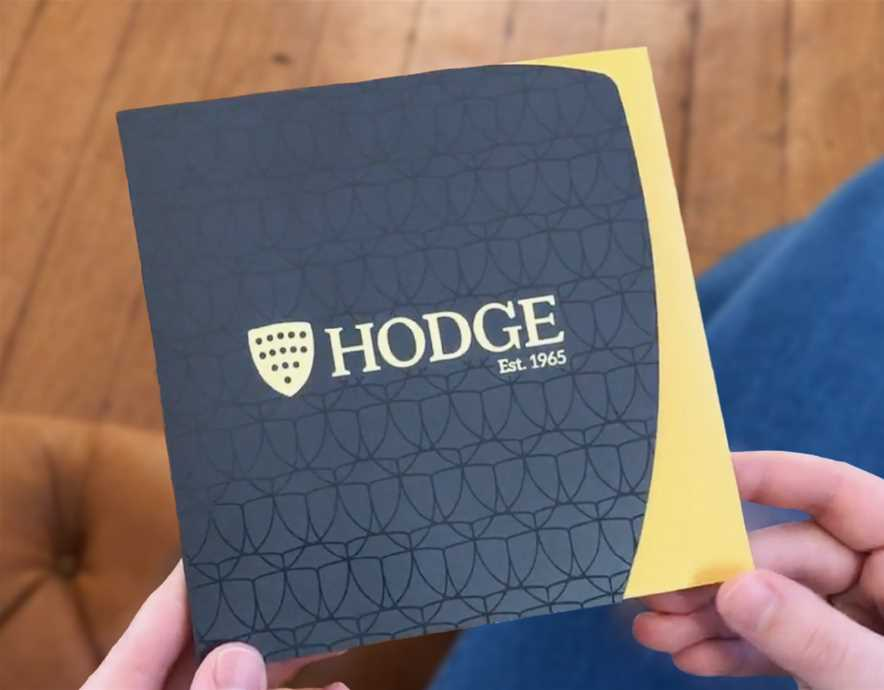 A New Relationship with Hodge Bank