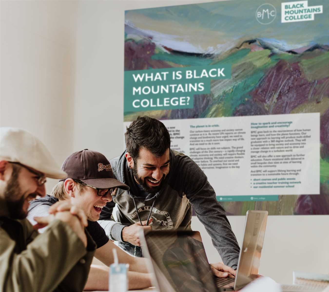 Black Mountains College