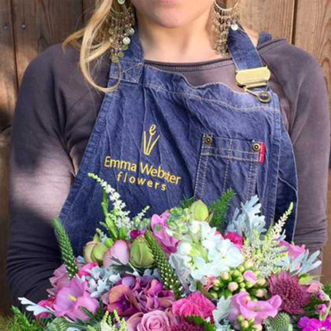 Brand Development - Emma Webster Flowers