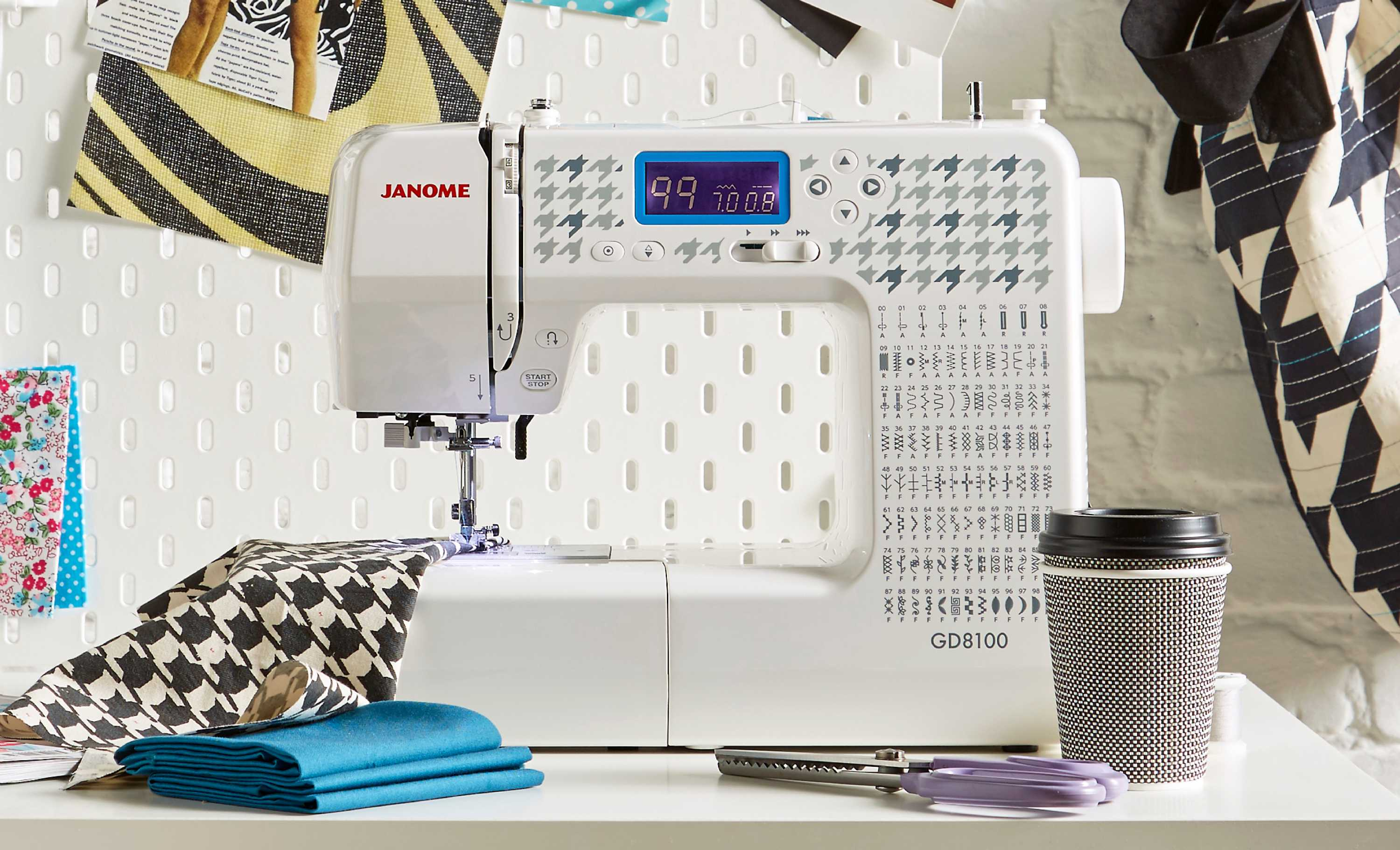 Janome - Seasonal Campaigns