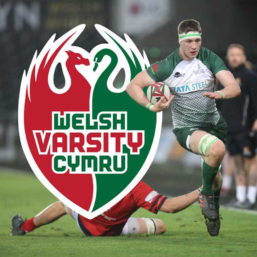 Brand Development - Welsh Varsity